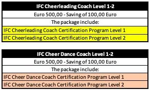 12 cheerleading